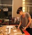 Link toDIY : guitare lumineuse en carton