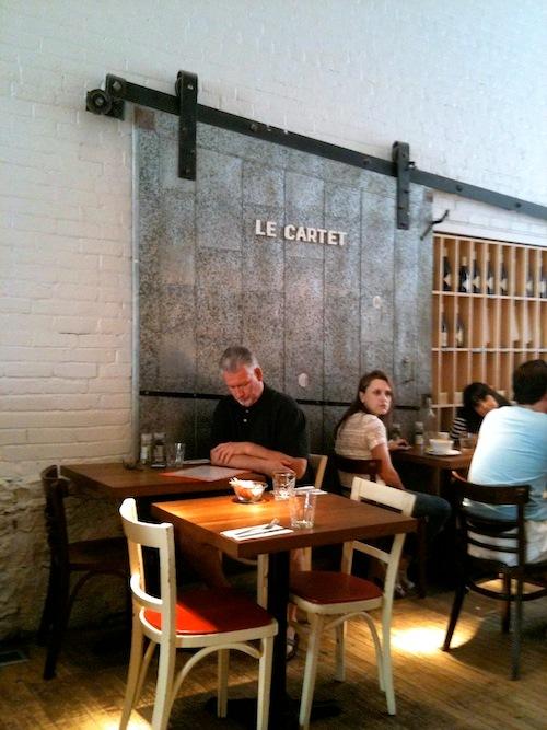 Une envie de plats d'hiver au Cartet et à la crêperie Chez Suzette