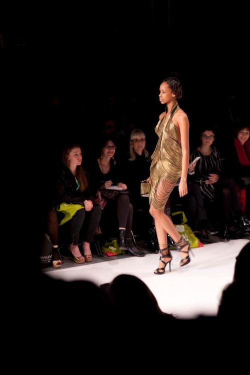 denis gagnon fashion week montreal