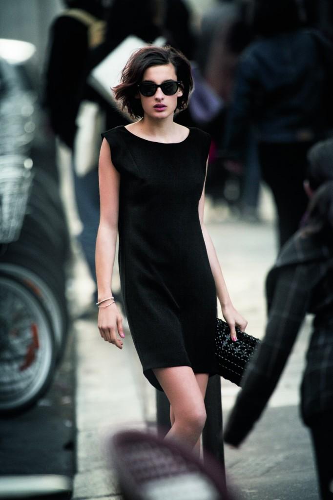 Robe noire montreal