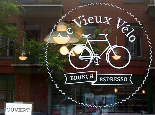 «Bixiter» jusqu'au Vieux Vélo