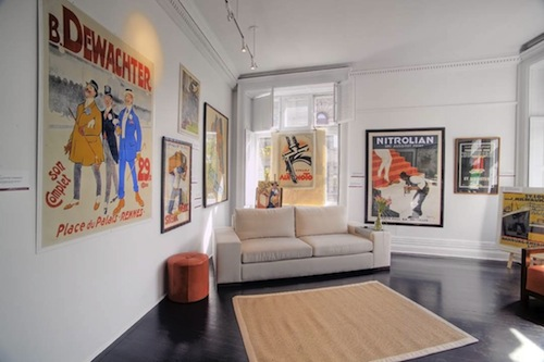 Galerie d'art Affichiste Montreal