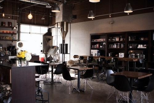 Coffee Shop Toronto Te Aro