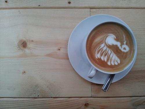 Adbeus Fahrenheit Coffee Toronto