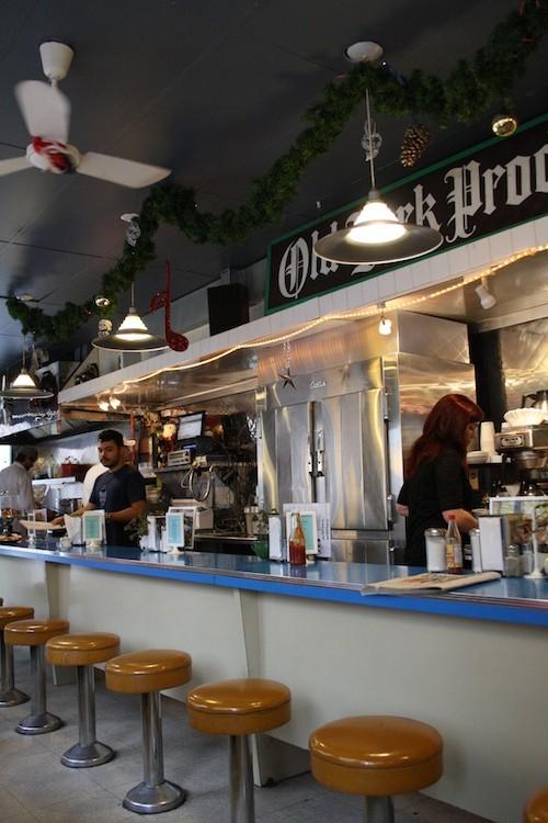 George Street Diner in Toronto