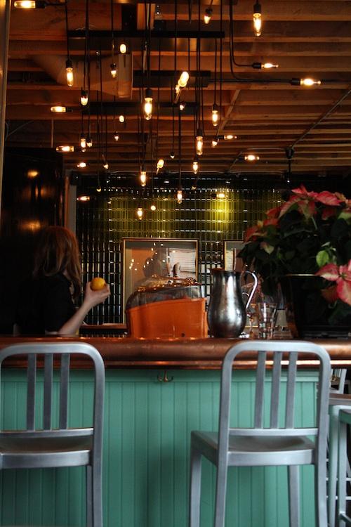 Restaurant Communion Vieux Montreal