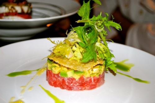 Tuna Tartare - Frank's Kitchen