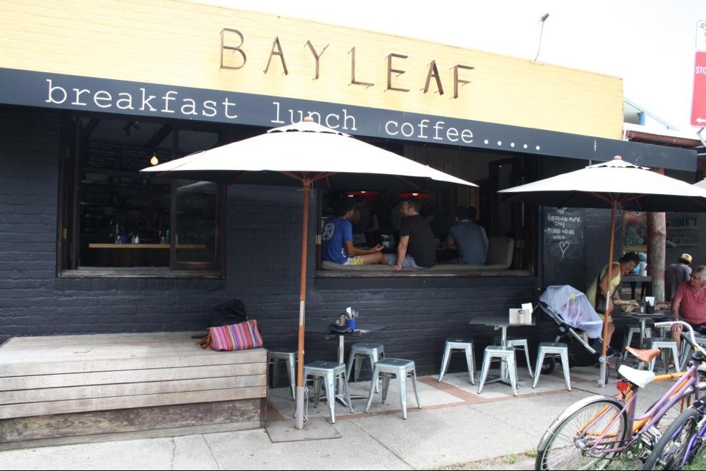Byron Bay Australia Bayleaf Coffee