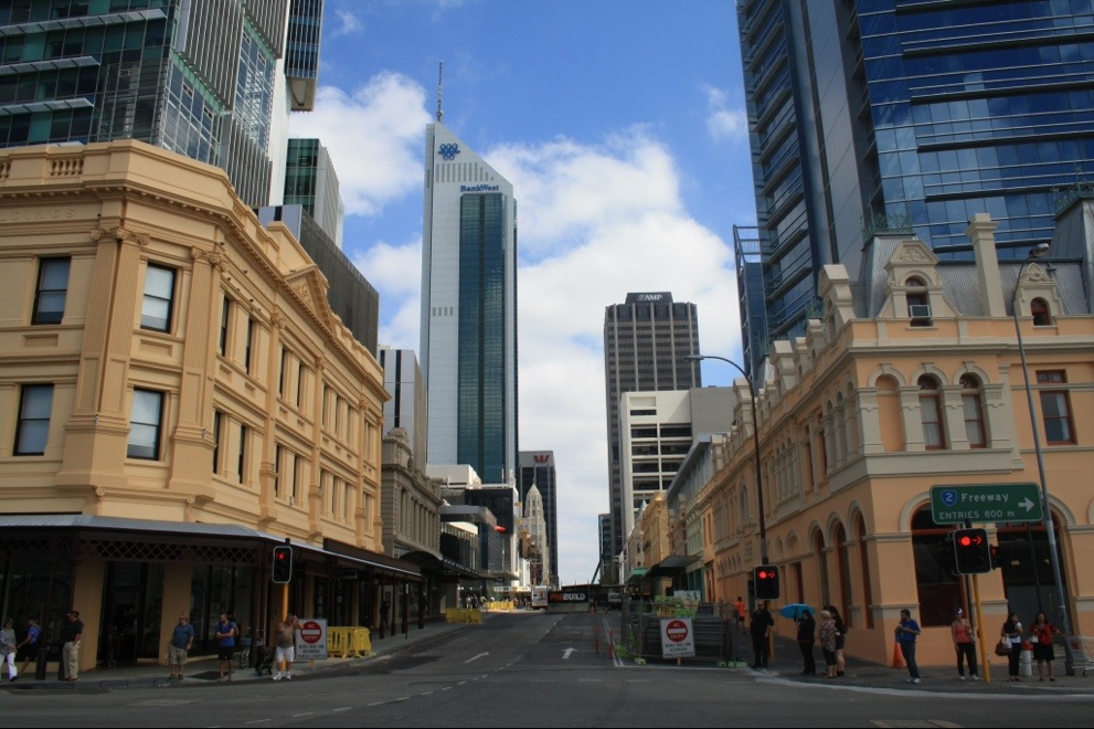 Guide voyage: une parisienne à Perth