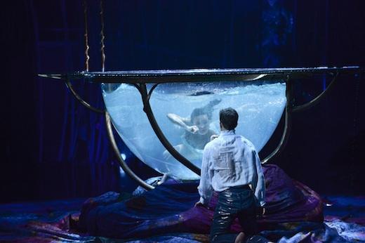 Amaluna Cirque du Soleil Montreal - Bol