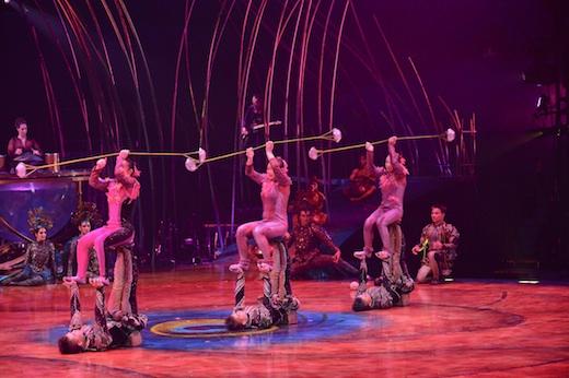 Amaluna Cirque du Soleil Montreal - Jeux