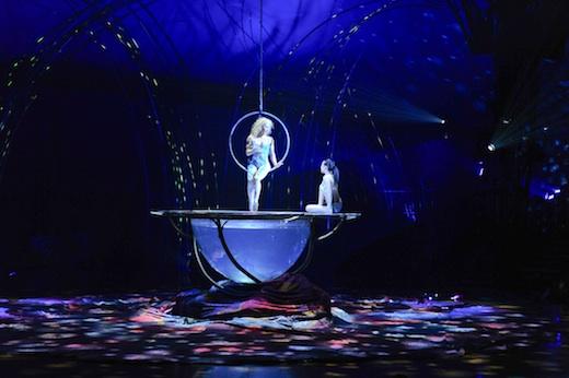 Amaluna, l'envers du décor du nouveau spectacle du Cirque du Soleil