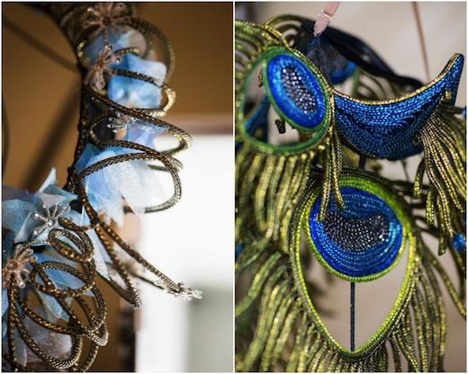 Coulisse Amaluna Cirque du Soleil Detail Costume