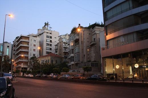 Beirut quartier gemmayze