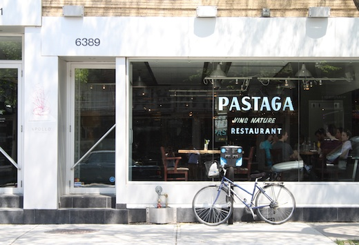 Brunch Pastaga Montreal