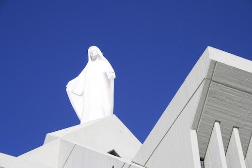 Vierge de Hoson Ehden