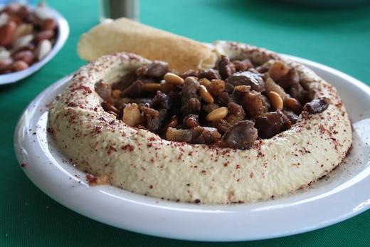 la pinede koura kousba liban humus