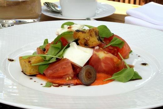 Breakfast Maison Boulud Ritz Montreal