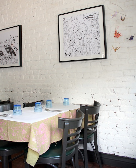 Restaurant Coreen Omma Montreal