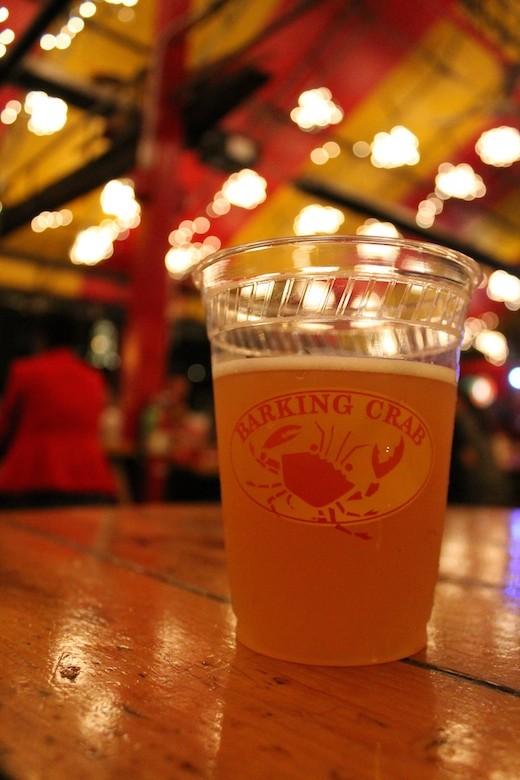 Barking Crab Boston