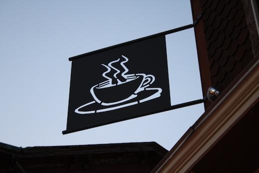 Coffee Shop Boston