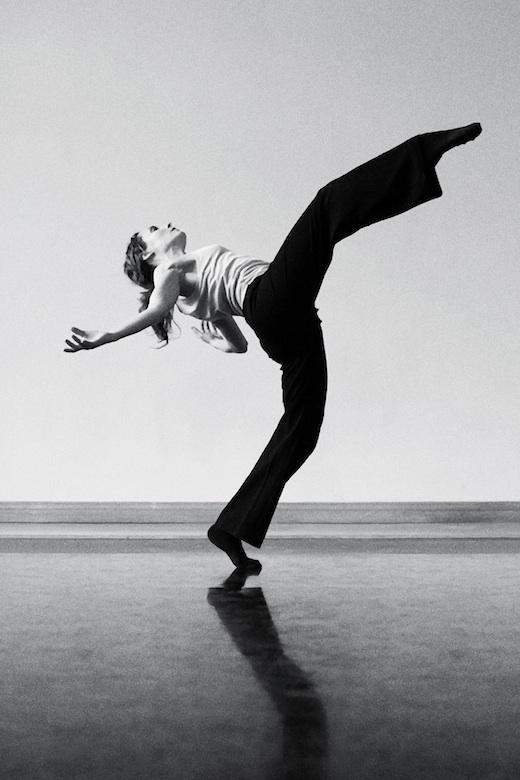 Anne Plamondon Agora de la danse Montreal