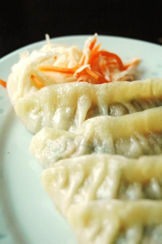 Chinoiserie et dumplings montreal