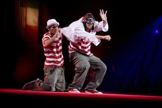 festival mondial du cirque de demain - Starbugs