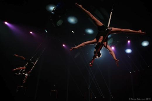 La poésie du Festival Mondial du Cirque de Demain