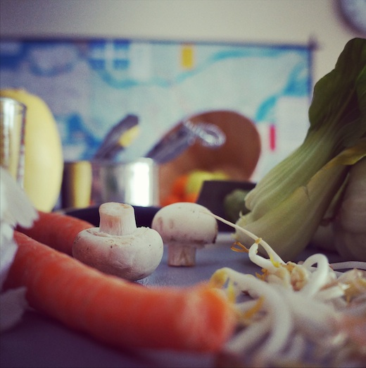 recette simple legumes bio montreal