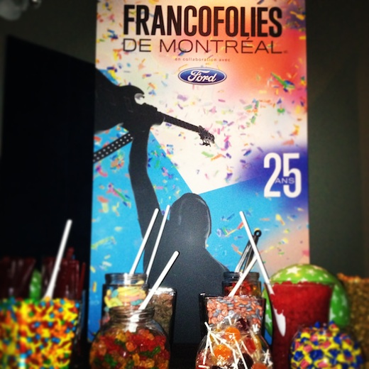 25 ans francofolies montreal 2013