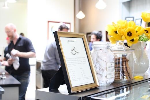 Coffe Shop LA - Cafe Luxxe