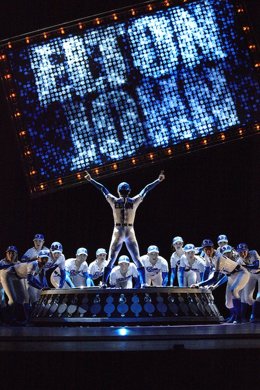 Love Lies Bleeding Ballet