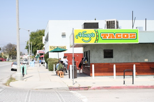 Tacos Los Angeles - Hugo Atawater Village