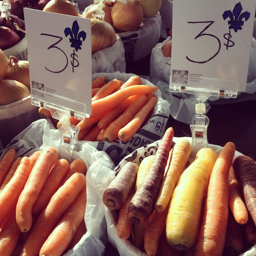 marche jean talon montreal from quebec