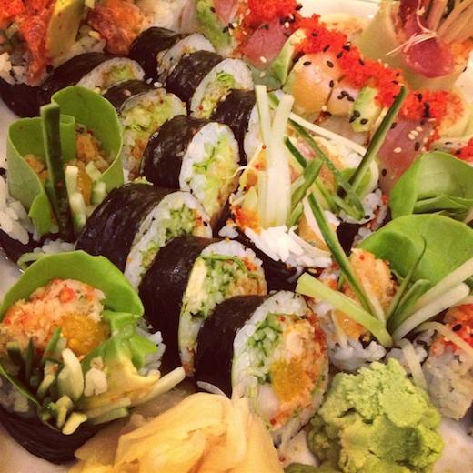 restaurant sushi tri express montreal maki