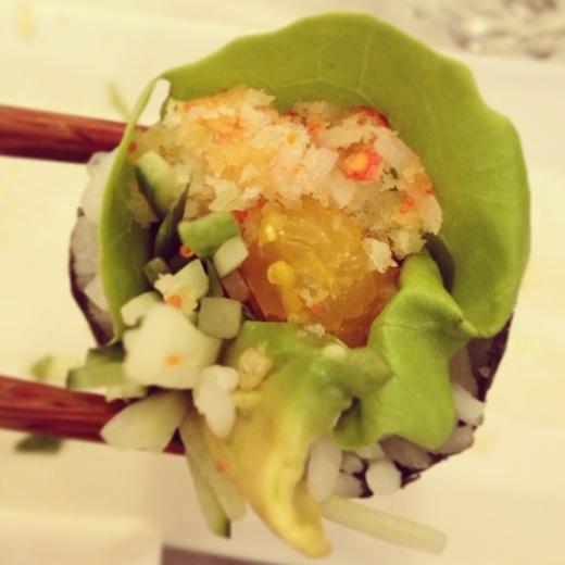 restaurant sushi tri express montreal norimaki