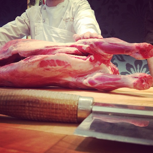 combat bouchers agneau gaspesie bergeries margot montreal