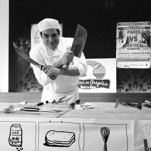combat bouchers equipe epicerie latina montreal