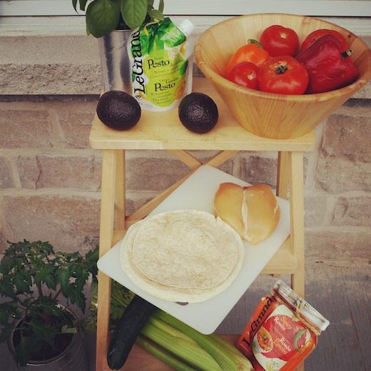 recette fajita gazpacho montreal 1
