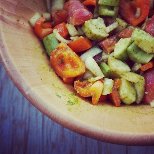 recette gazpacho montreal