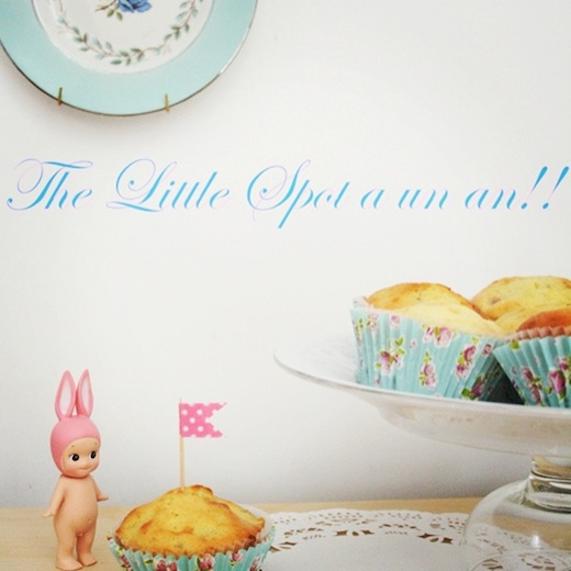 vente gouter showroom the little spot