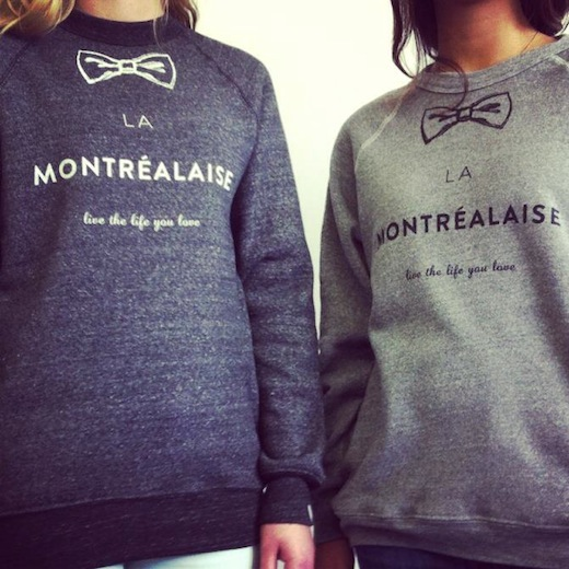 sweat la montrealaise 1