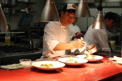 MTL a TABLE la cuisine du Toque
