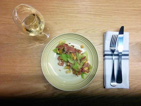 restaurant bar a vin diplomate mile ex
