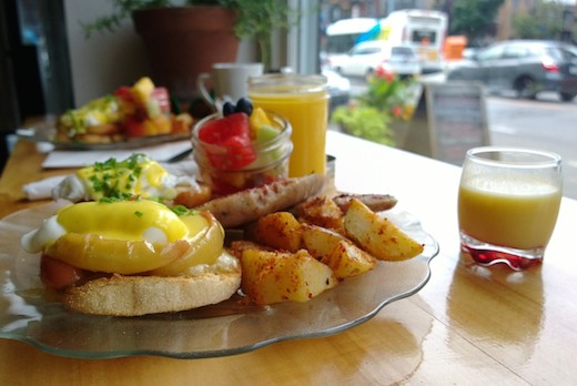 brunch les empoteuses montreal