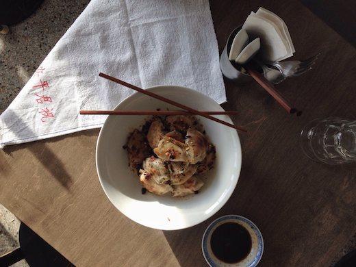 dumplings montreal trilogie