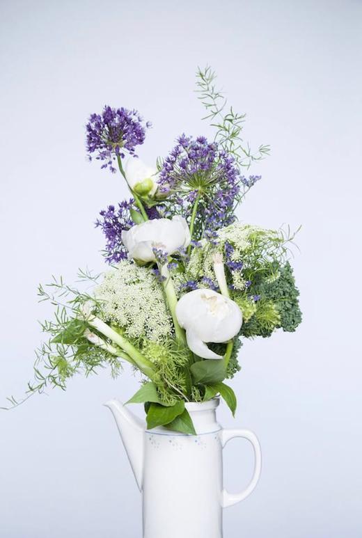 bouquet garcon fleur