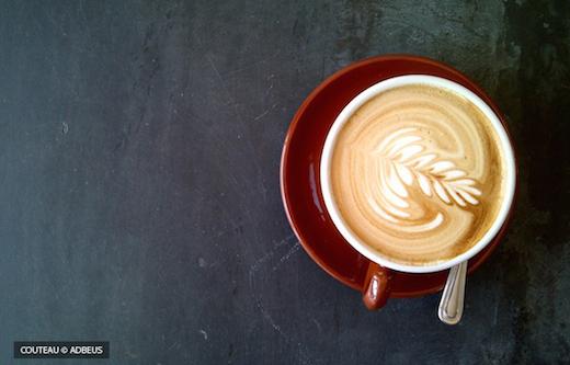 cafe couteau adbeus
