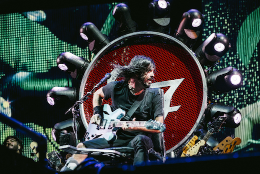 FEQ Foo Fighters